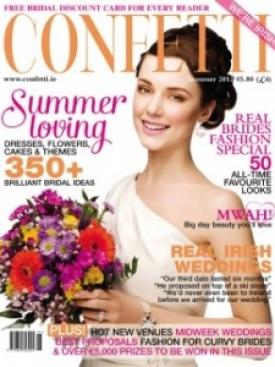 Confetti – Summer 2012
